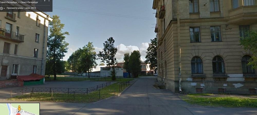1я Андреевская улица