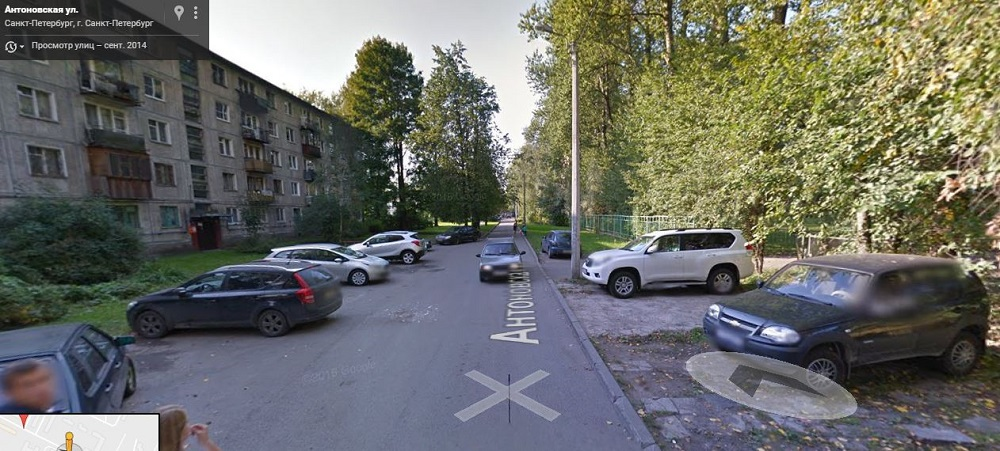 Антоновская улица