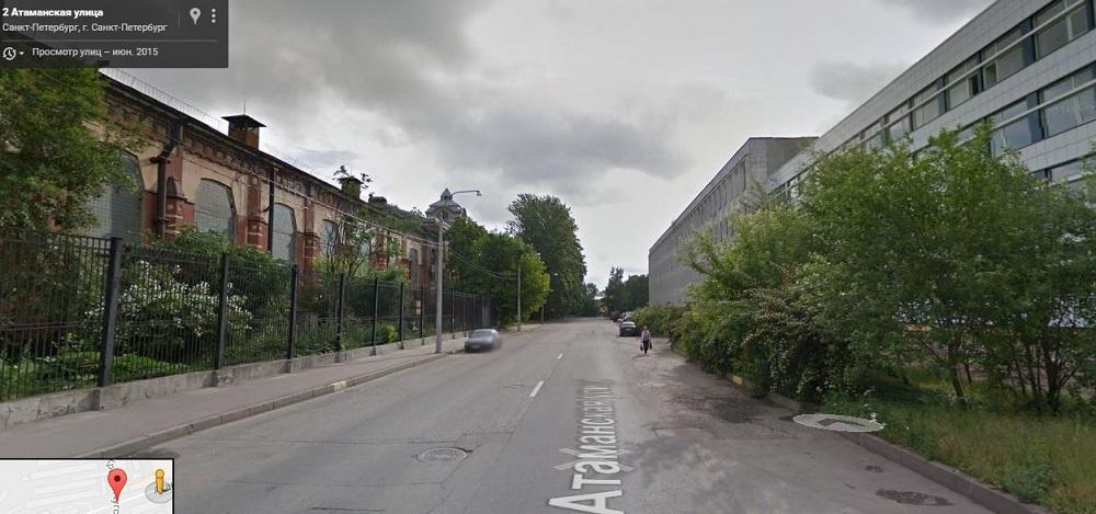 Атаманская улица