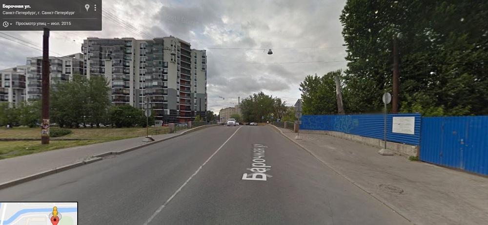 Барочная улица