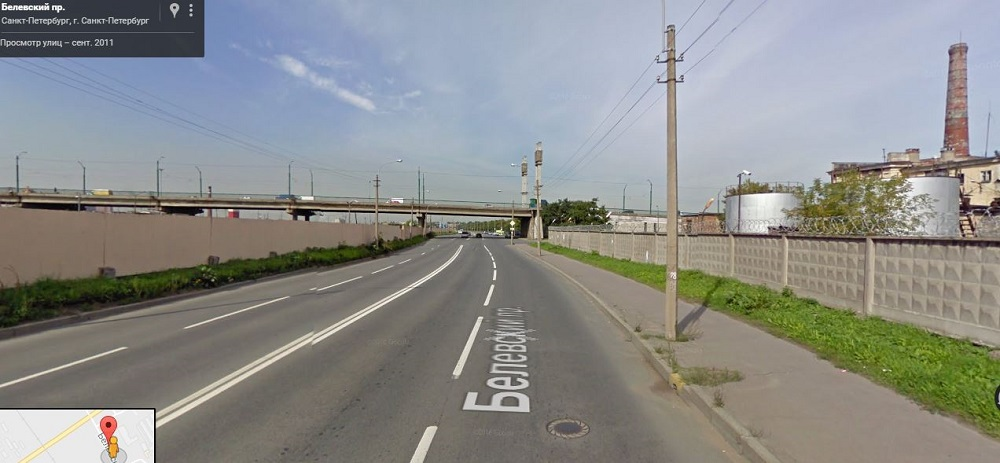 Белевский проспект