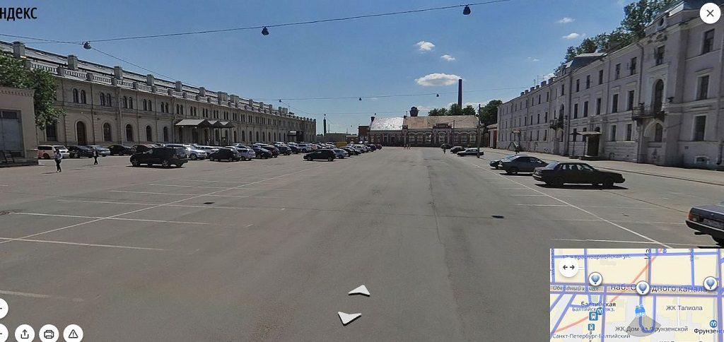Варшавская площадь
