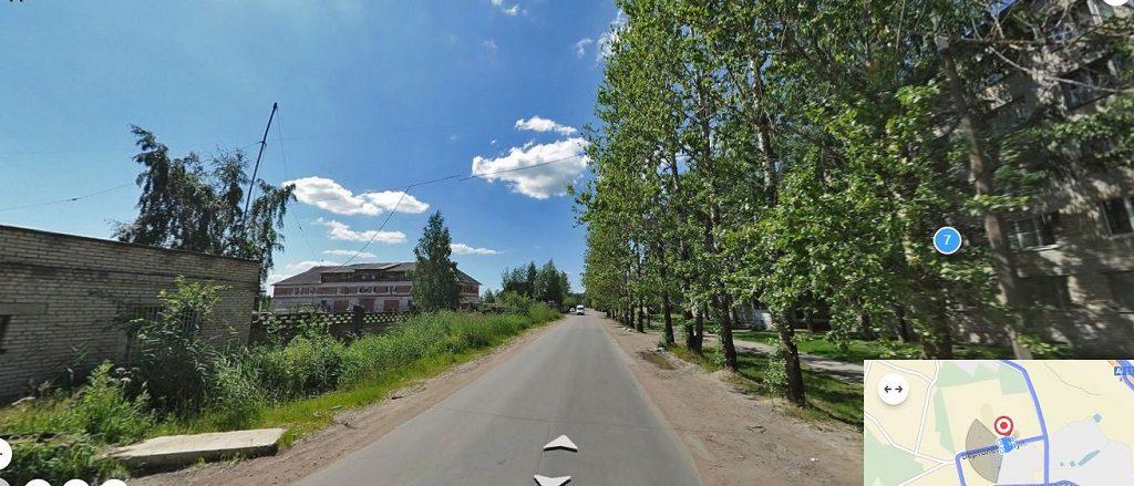 Вертолетная улица