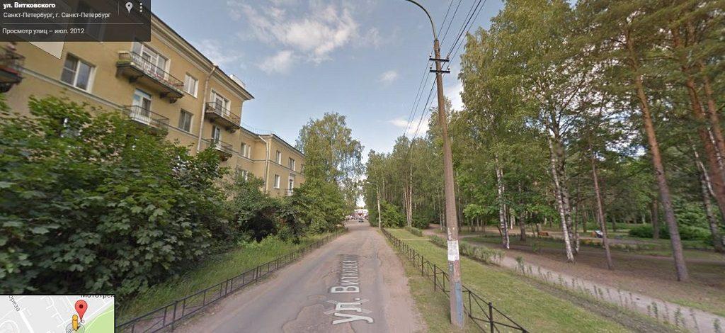 Витковского улица