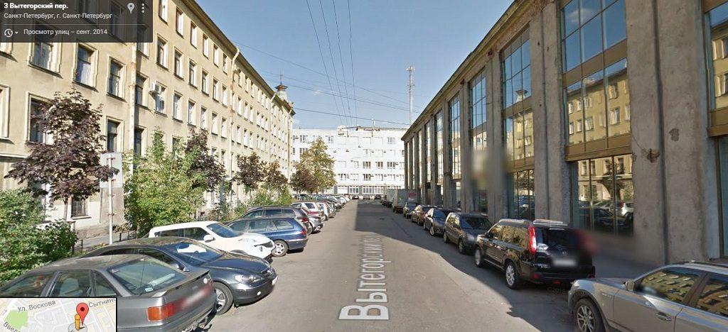 Вытегорский переулок