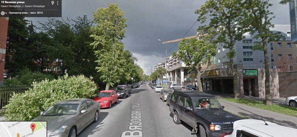 Вязовая улица