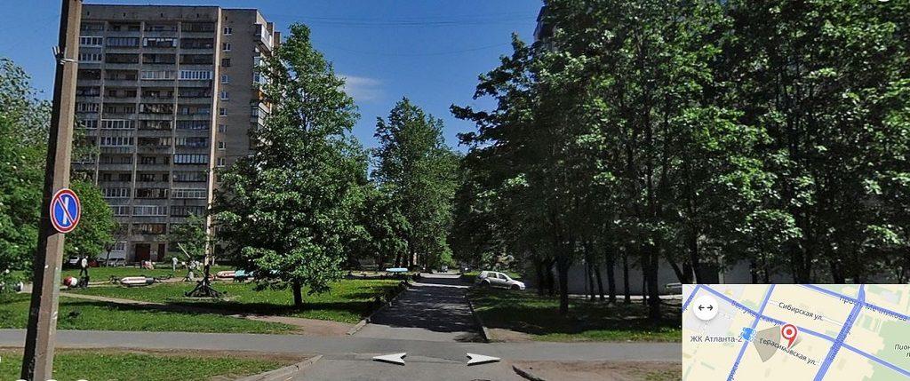 Герасимовская улица