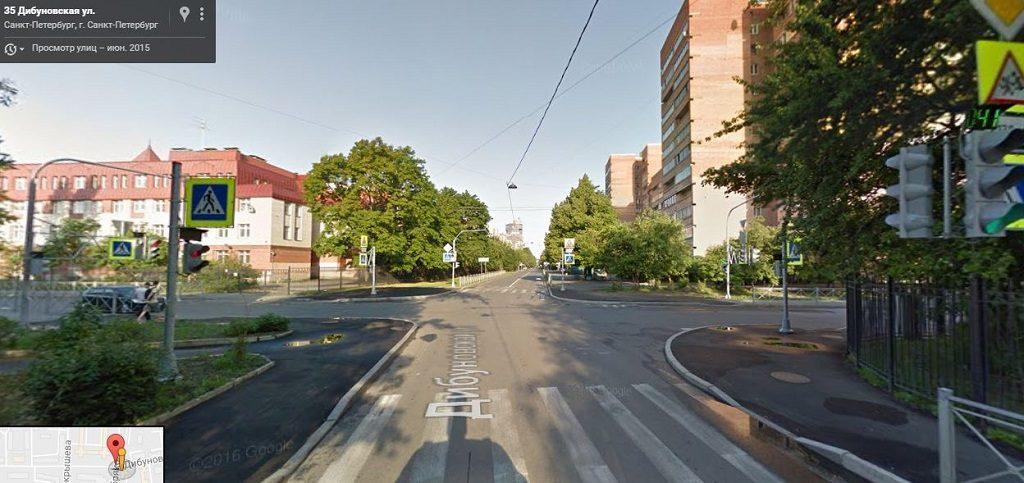 Дибуновская улица