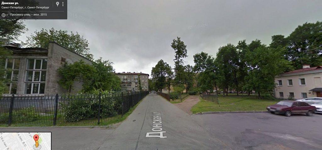 Донская улица