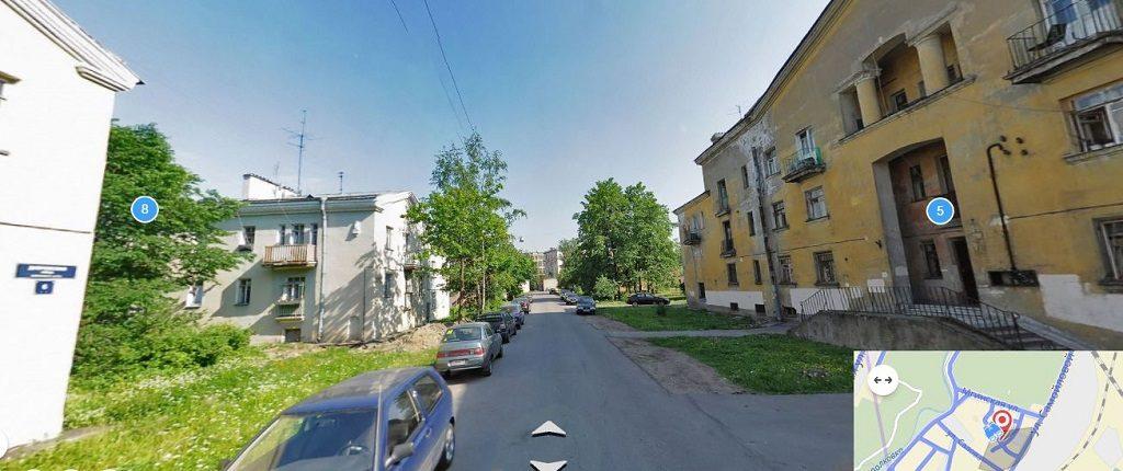 Дубровская улица