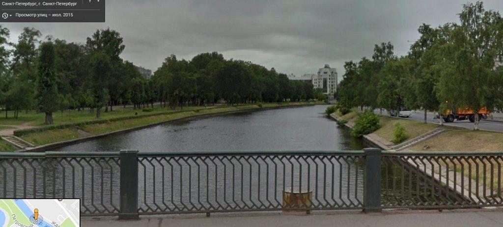 Ждановка река
