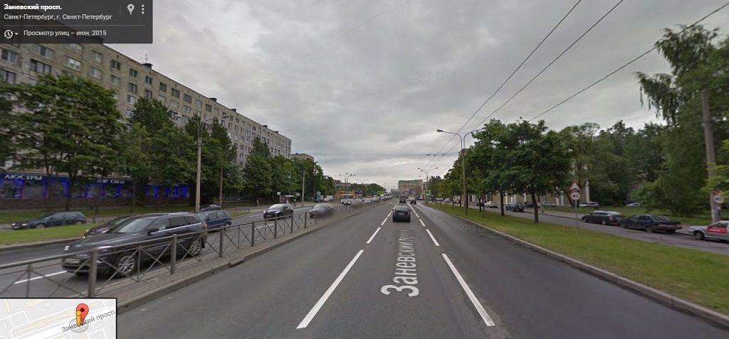 Заневский проспект