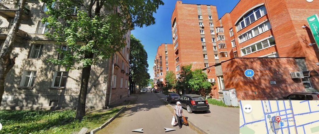 Заславская улица