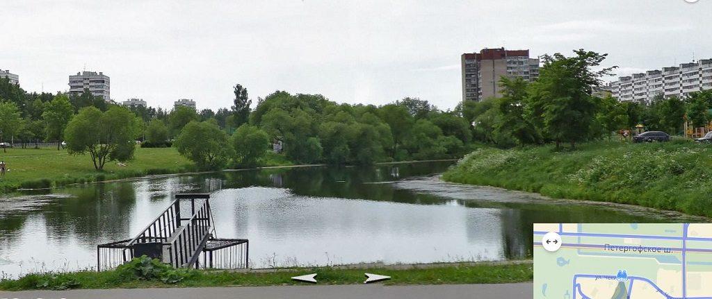 Ивановка река