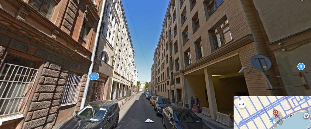 Иностранный переулок