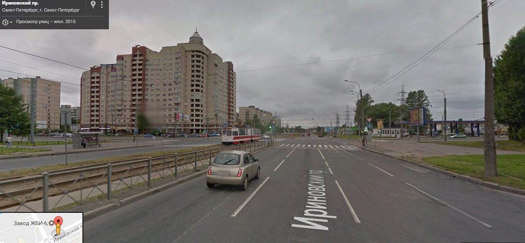 Ириновский проспект