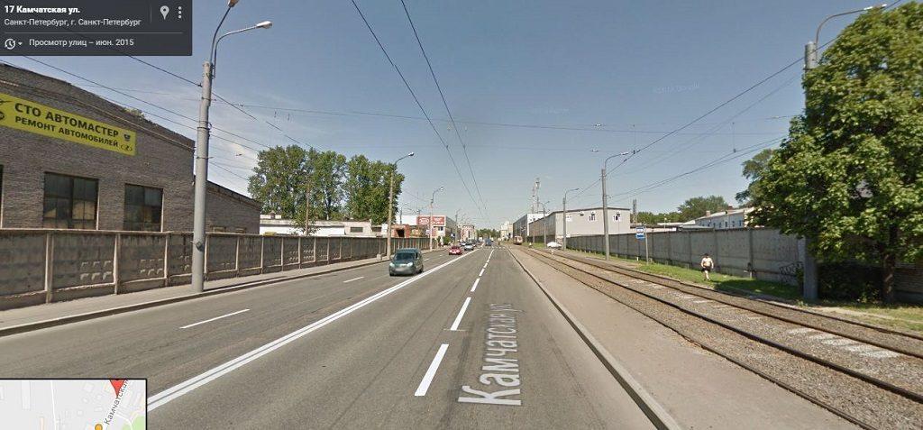 Камчатская улица
