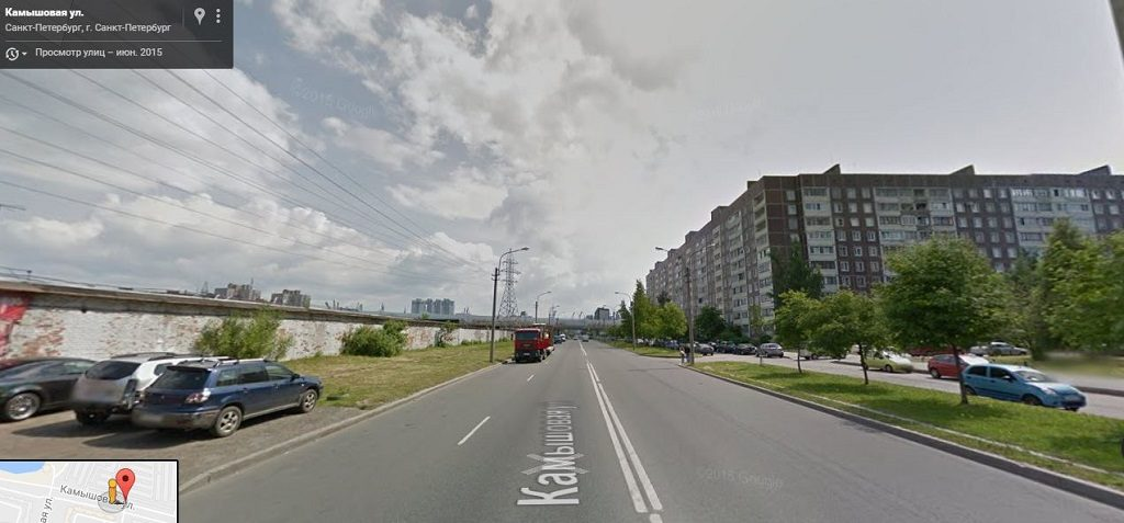 Камышовая улица