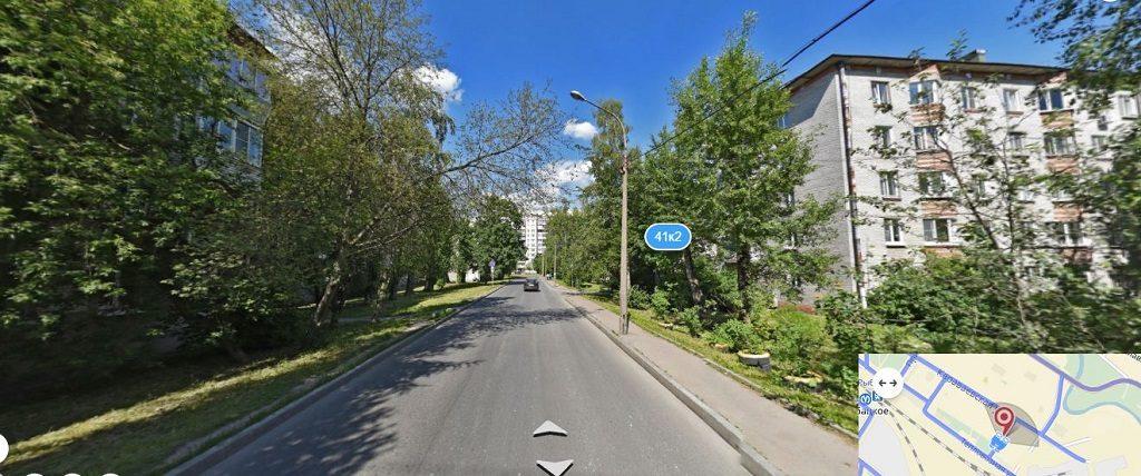 Караваевский переулок