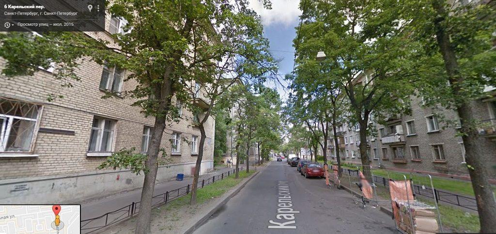 Карельский переулок