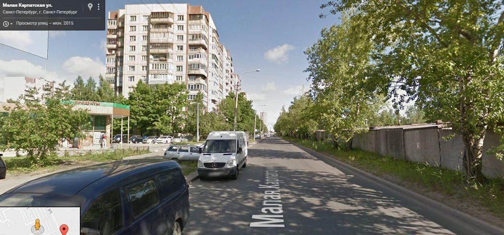 Малая Карпатская улица