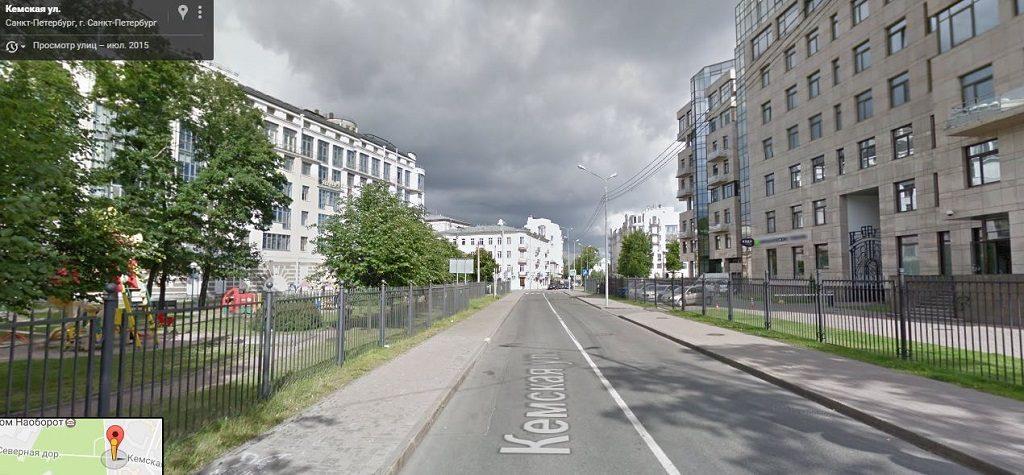 Кемская улица