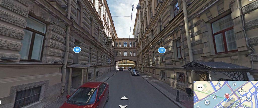 Керченский переулок