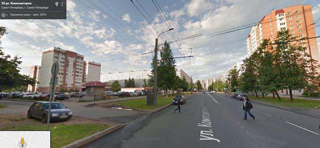 Композиторов улица
