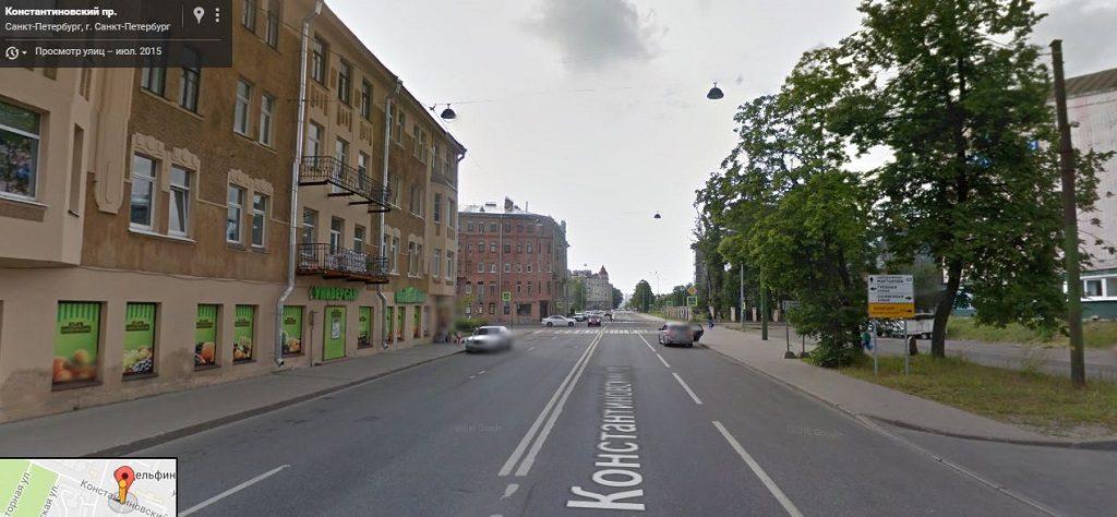 Константиновский проспект