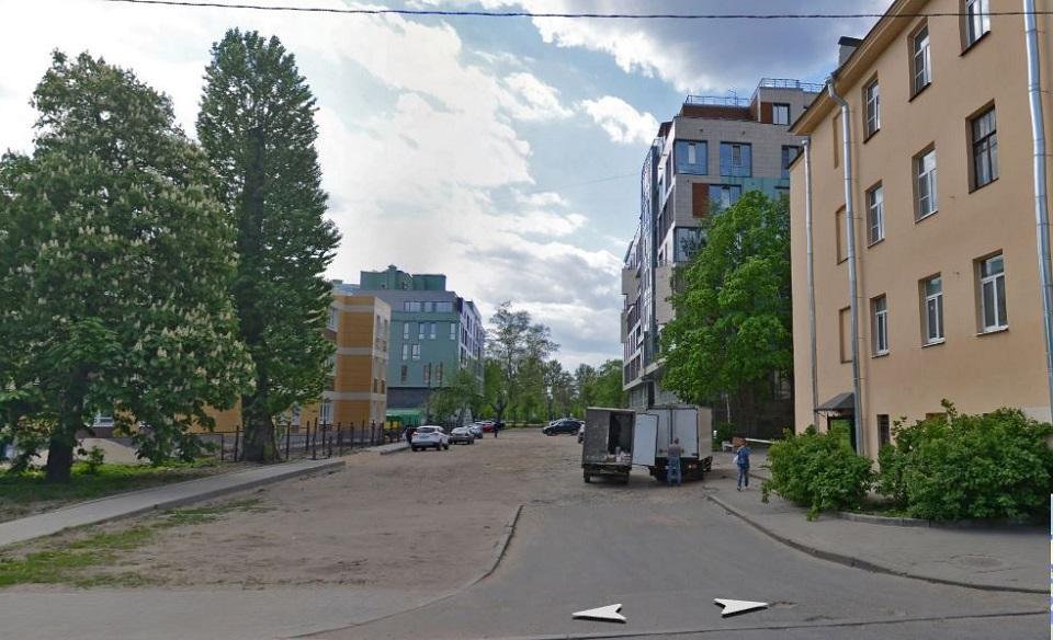 Константиновский переулок
