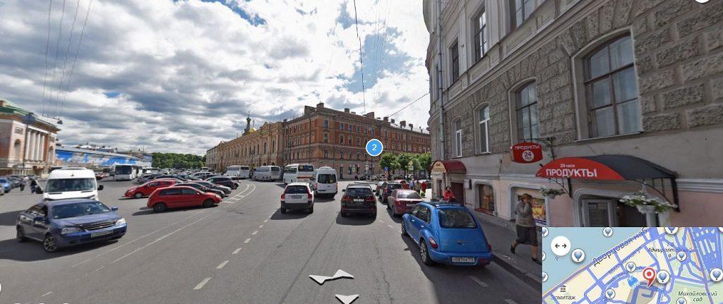 Конюшенный переулок