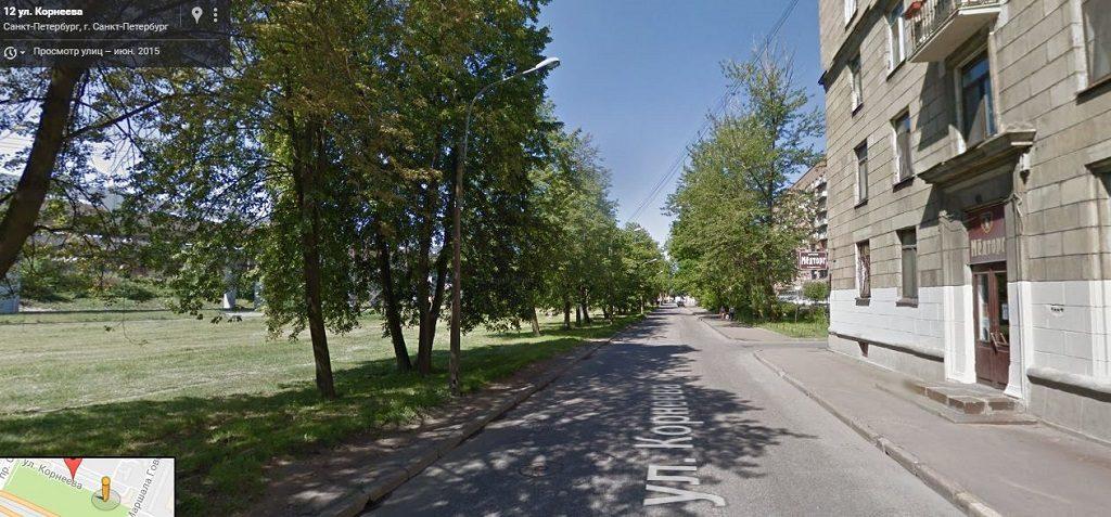 Корнеева улица