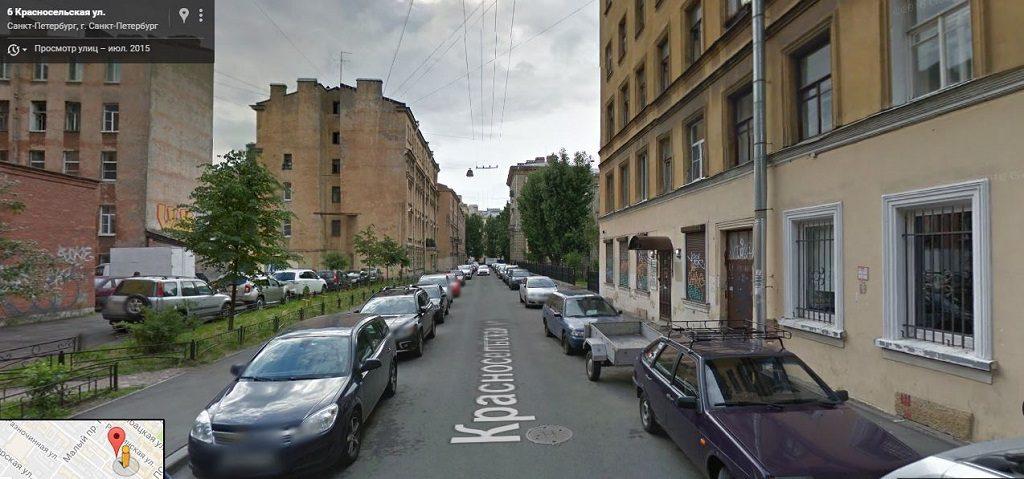 Красносельская улица