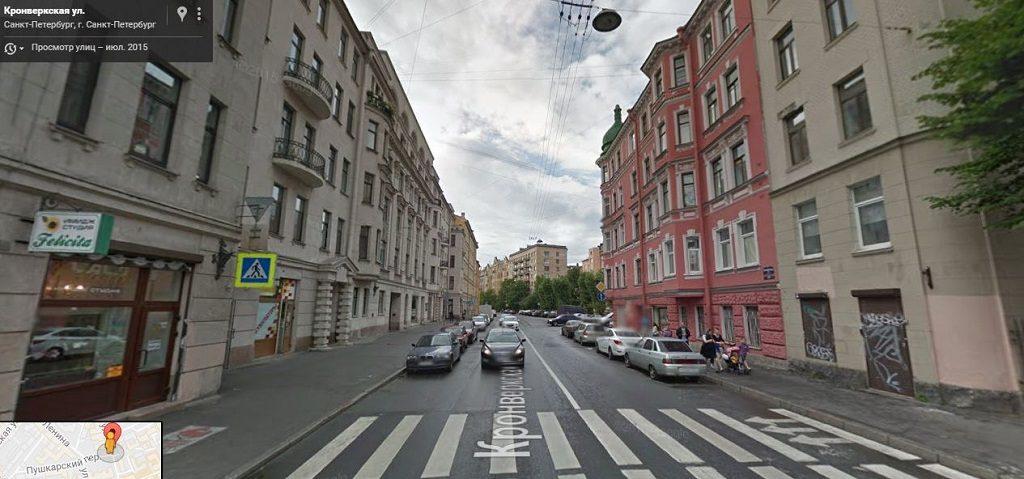 Кронверкская улица