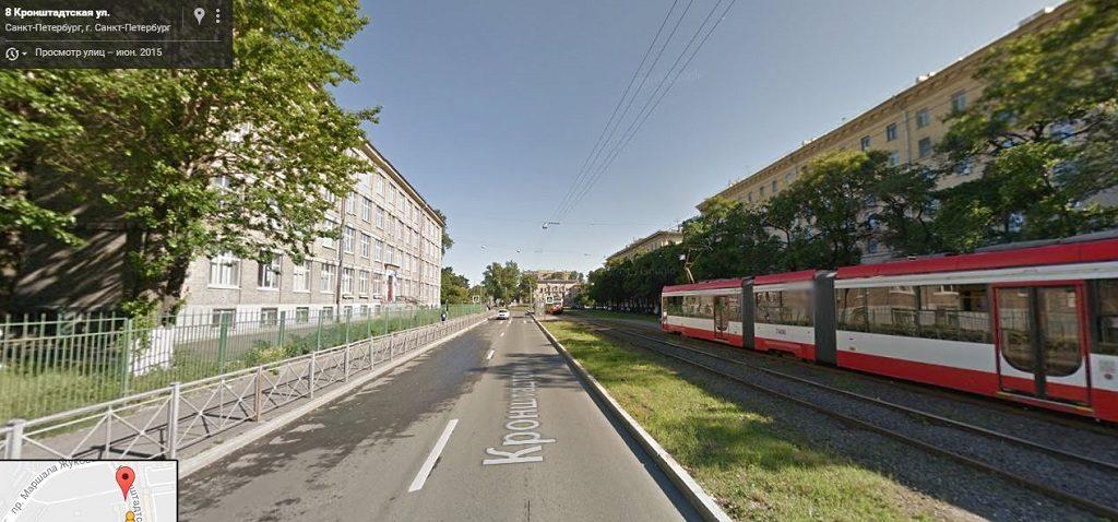 Кронштадтская улица