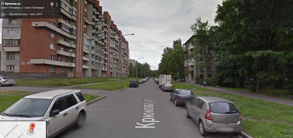 Крюкова улица