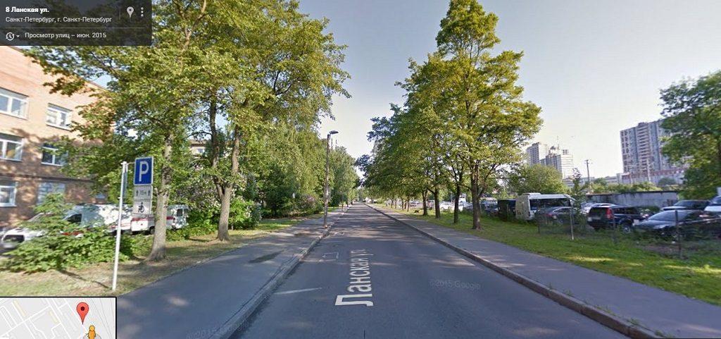 Ланская улица