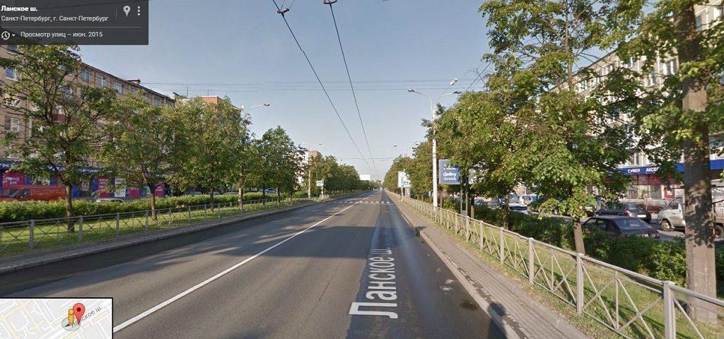 Ланское шоссе