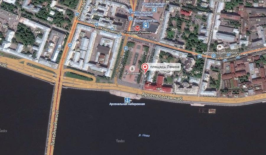 Ленина площадь