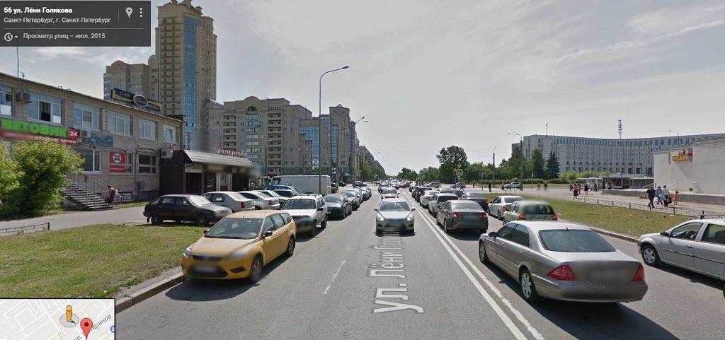 Лени Голикова улица