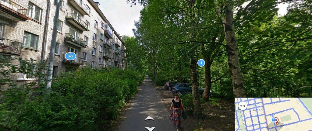 Лидинская улица