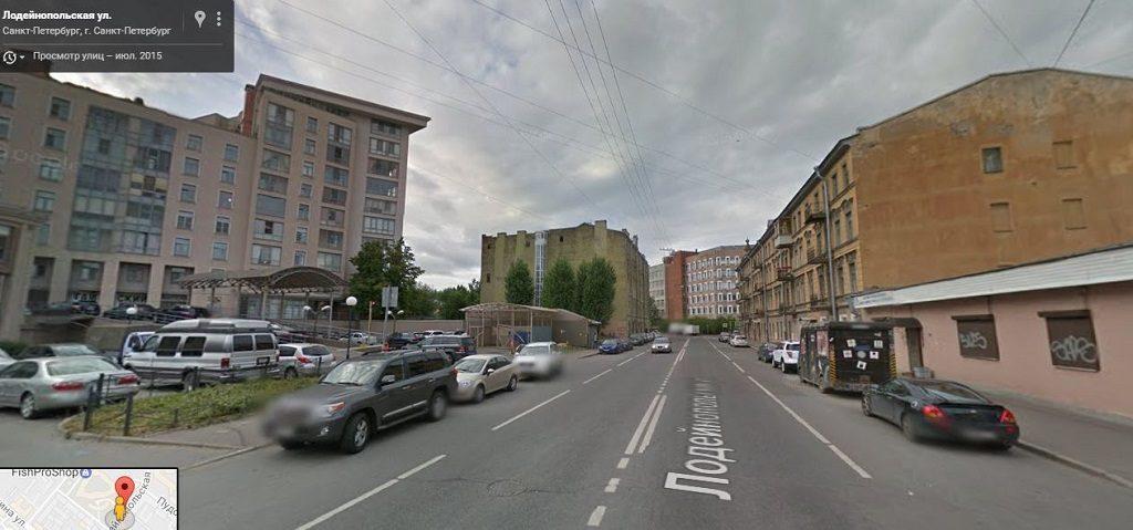 Лодейнопольская улица