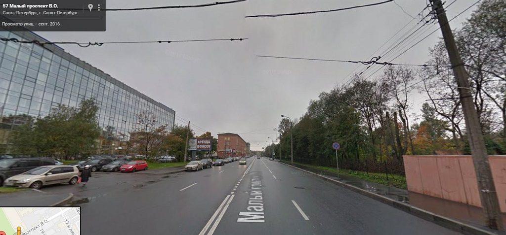 Малый проспект Васильевского острова