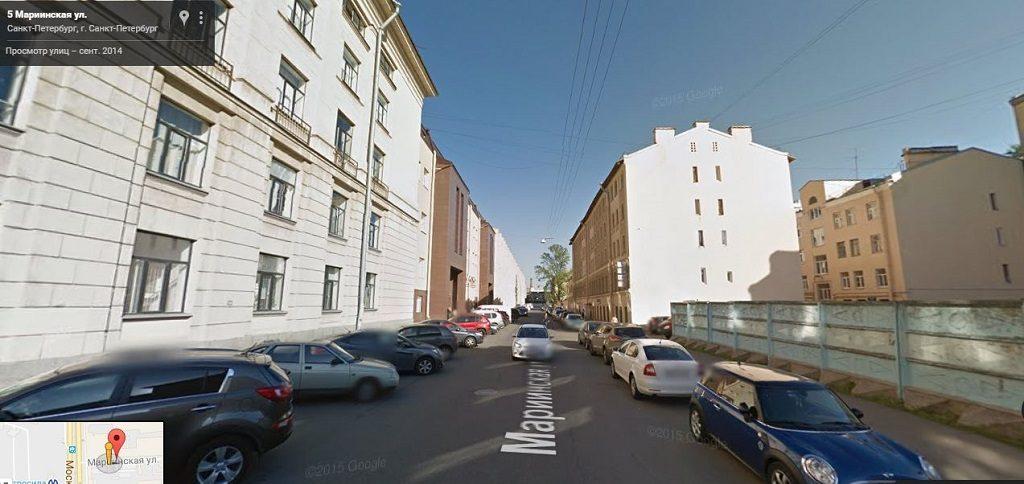 Мариинская улица