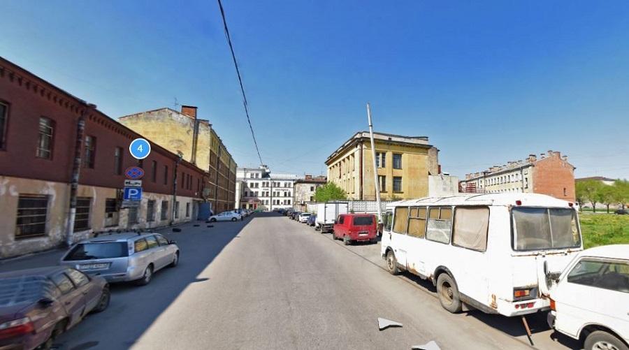Матисов переулок