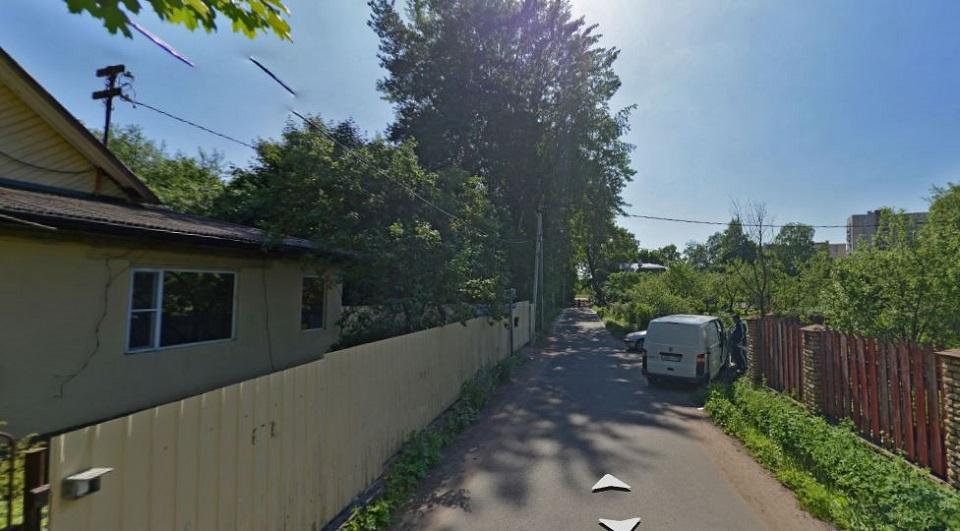Мгинский переулок
