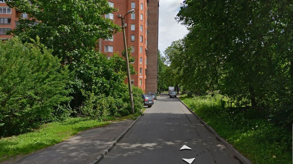Мезенская улица