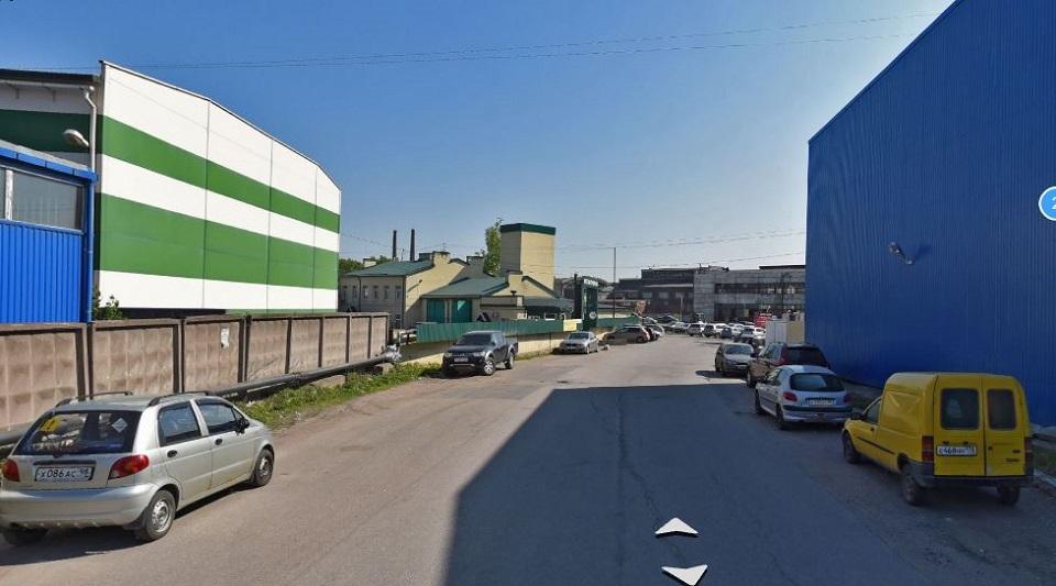 Мельничная улица