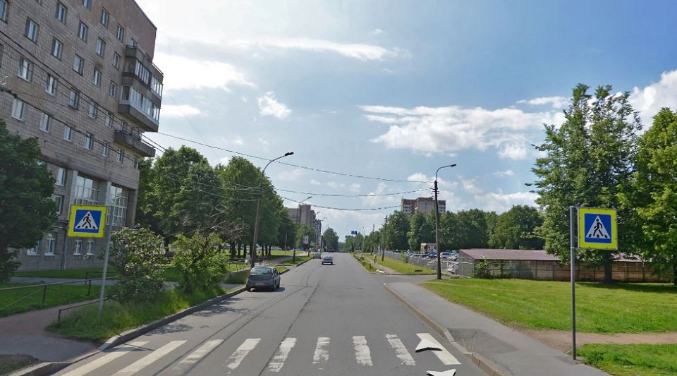 Меншиковский проспект