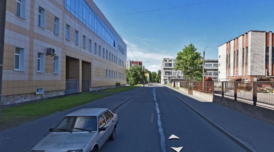 Метростроевцев улица